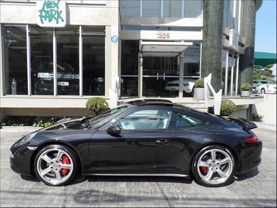 Porsche 911 Carrera 4S Coupé 6 Cilindros 3.8 24V Preto 2012 2012 ... 81955f89d8