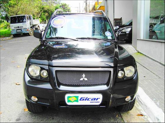 Mitsubishi Pajero TR4