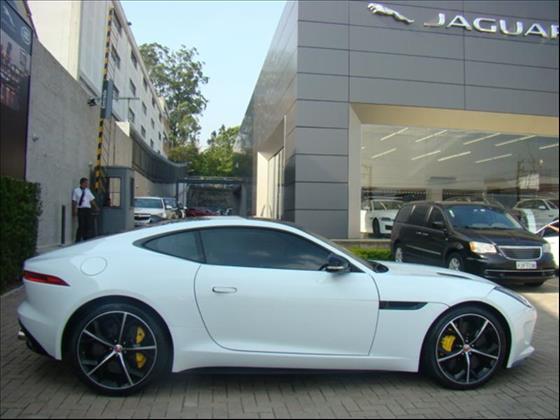 Jaguar F Type 2015/2016 5.0 Coupé R AWD Supercharged V8 32V 2P